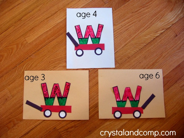 Best ideas about W Crafts For Preschoolers . Save or Pin Letter of the Week W is for Watermelon Now.