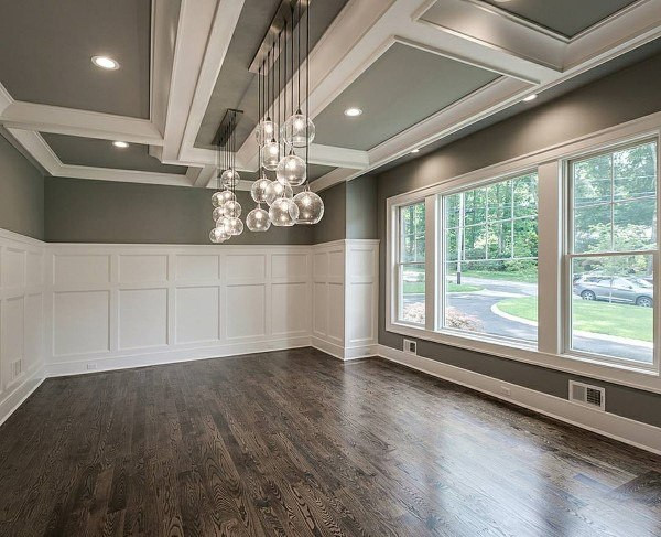 Best ideas about Wainscoting Dining Room . Save or Pin 60 Wainscoting Ideas Unique Millwork Wall Covering And Now.