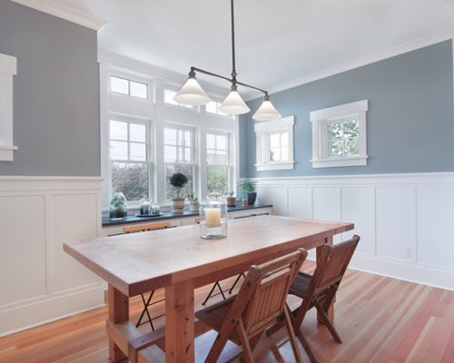 Best ideas about Wainscoting Dining Room . Save or Pin Wainscoting Dining Room Now.