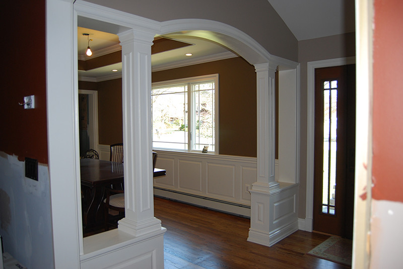 Best ideas about Wainscoting Dining Room . Save or Pin Custom Wainscoting Dining Room Great Ideas Now.
