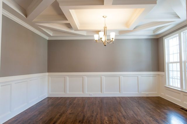 Best ideas about Wainscoting Dining Room . Save or Pin wainscoting dining room Google Search Now.
