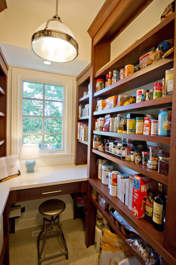 Best ideas about Walk In Pantry Ideas . Save or Pin 25 Great Pantry Design Ideas For Your Home Now.