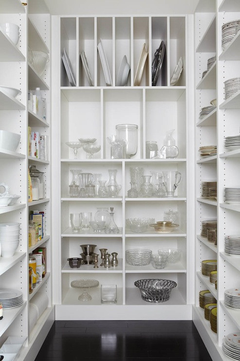 Best ideas about Walk In Pantry Ideas . Save or Pin Walk In Pantry Transitional kitchen Caden Design Group Now.