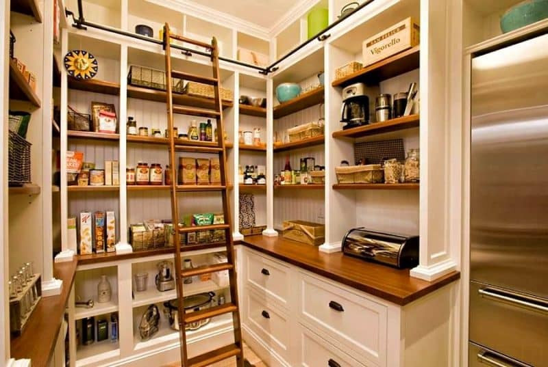 Best ideas about Walk In Pantry Ideas . Save or Pin Walk In Pantry Ideas Now.