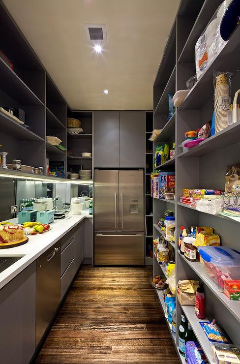 Best ideas about Walk In Pantry Ideas . Save or Pin Walk In Pantry Design Ideas Now.