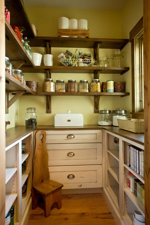 Best ideas about Walk In Pantry Ideas . Save or Pin custom butler s pantry inspiration and plans The project Now.