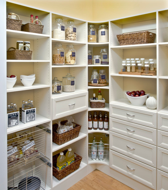 Best ideas about Walk In Pantry Ideas . Save or Pin Total Organizing Solutions pantry walk in Now.