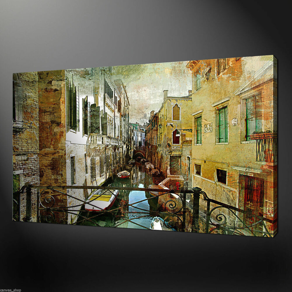 Best ideas about Wall Art Cheap . Save or Pin CANVAS PRINT Home Decor Wall Venice Italy Art Now.