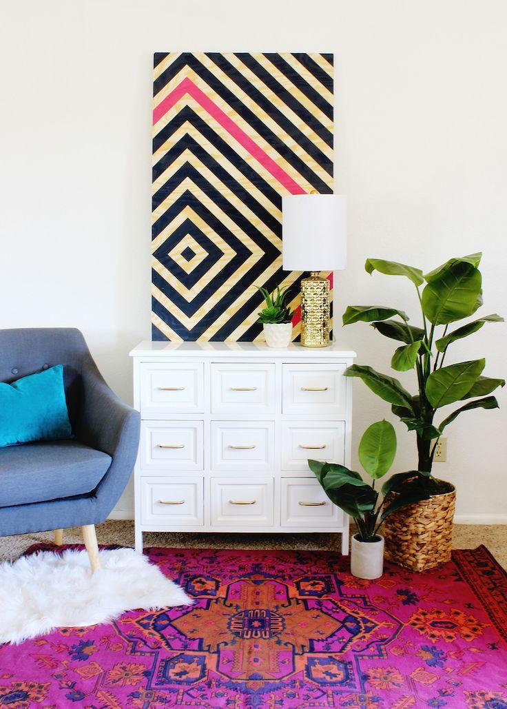 Best ideas about Wall Art Cheap . Save or Pin DIY Cheap Wall Decor Ideas Now.
