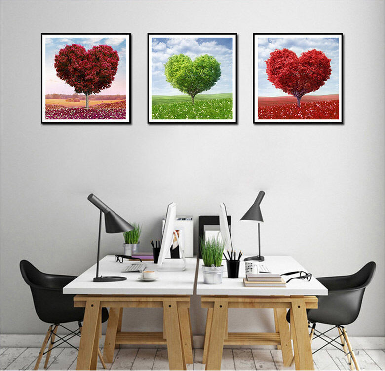 Best ideas about Wall Art Cheap . Save or Pin Not Framed Canvas Print Cheap Home fice Decor Wall Art Now.