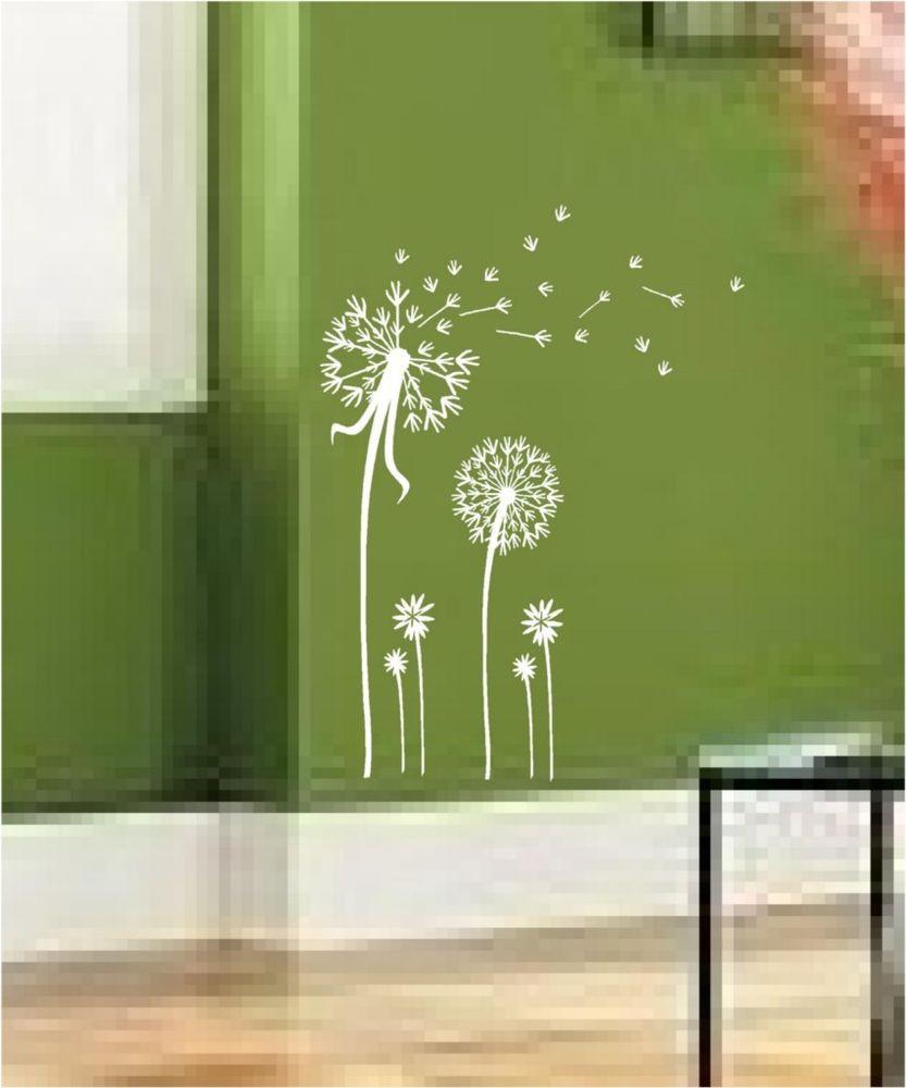 Best ideas about Wall Art Decals . Save or Pin Dandelion Spore Art Vinyl Wall Decal Mural Sticker Now.