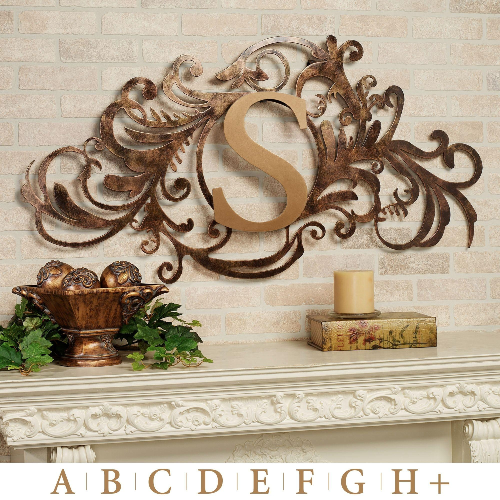 Best ideas about Wall Art Decor . Save or Pin 2019 Latest Tar Metal Wall Art Now.