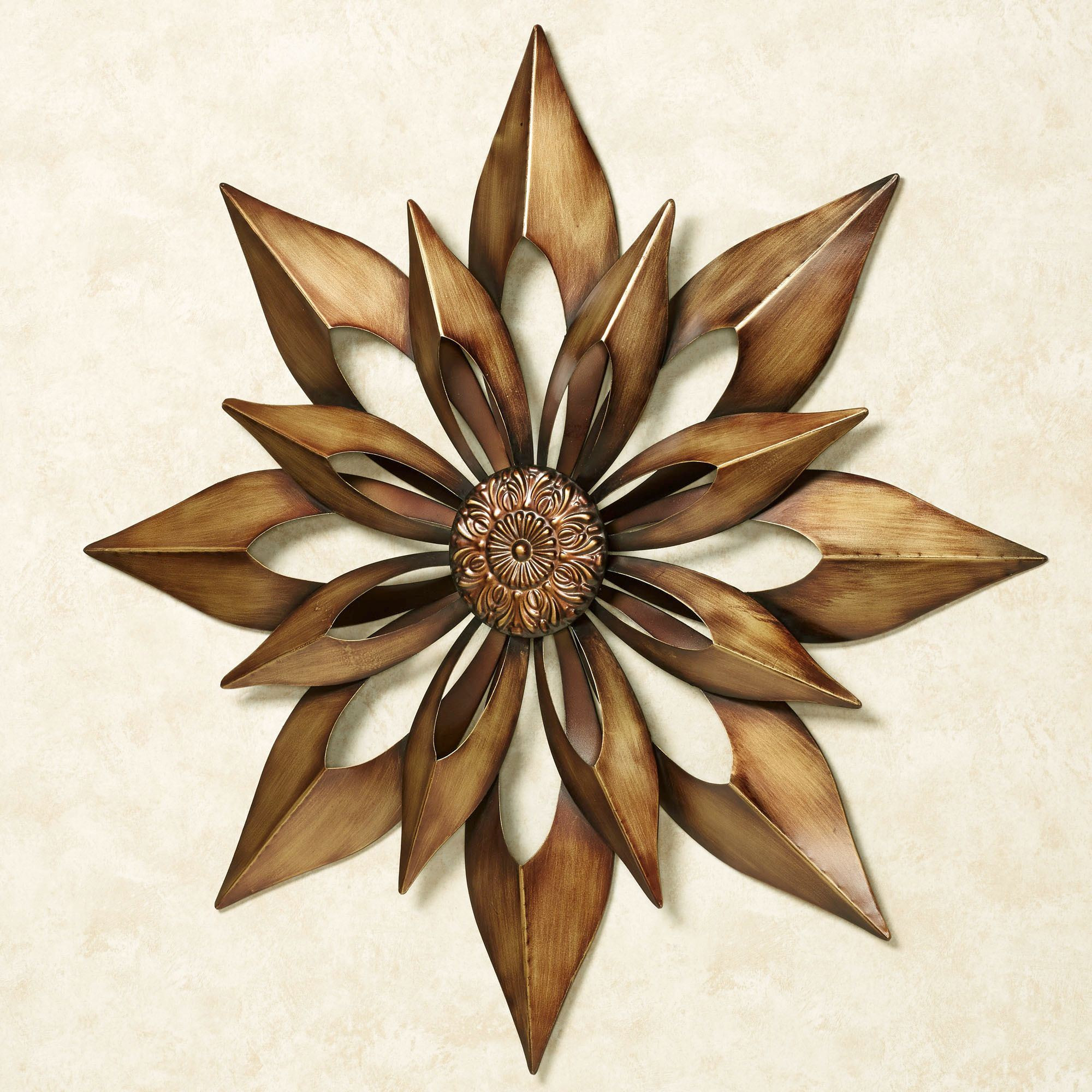 Best ideas about Wall Art Decor . Save or Pin Starburst Metal Wall Art Now.
