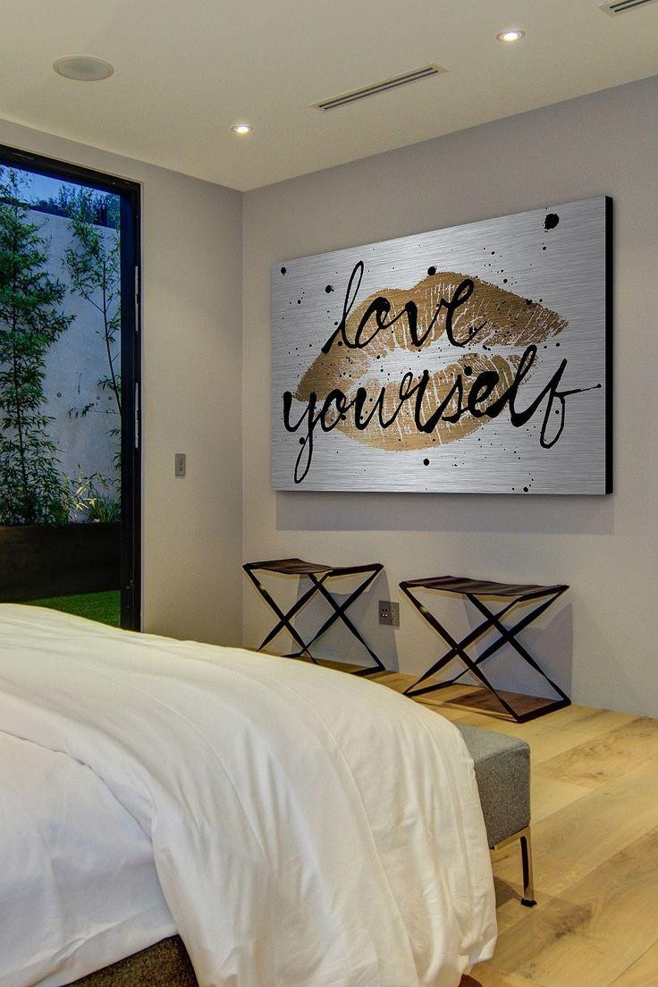 Best ideas about Wall Art For Bedroom . Save or Pin 20 Ideas of Matching Canvas Wall Art Now.
