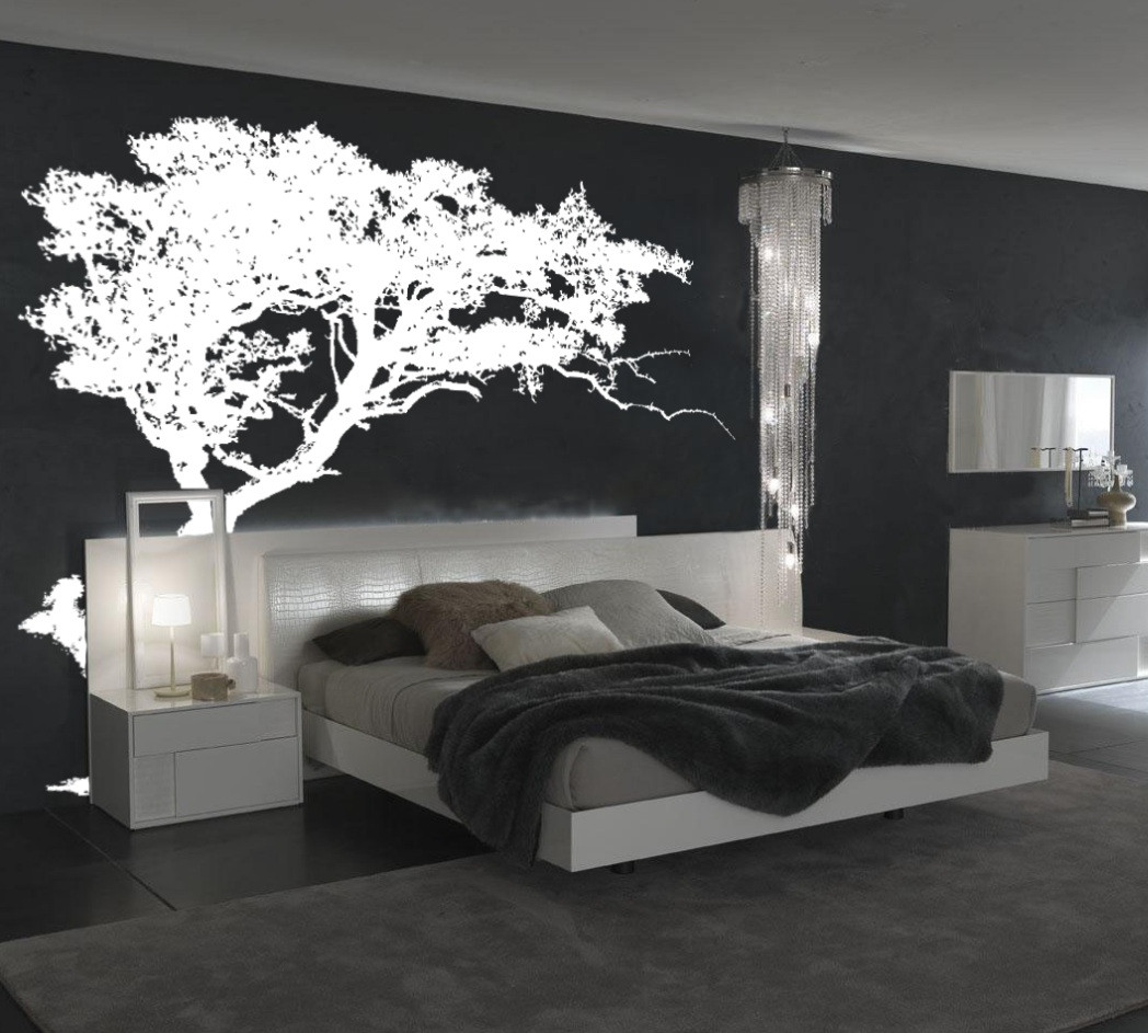 Best ideas about Wall Decals For Bedroom . Save or Pin Wall Tree Decal Forest Decor Vinyl Sticker Highly Now.