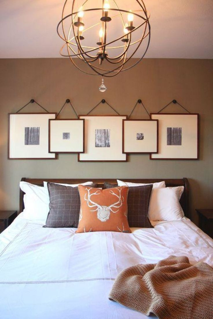 Best ideas about Wall Decor For Bedroom . Save or Pin 17 Best ideas about Bedroom Wall Decorations on Pinterest Now.