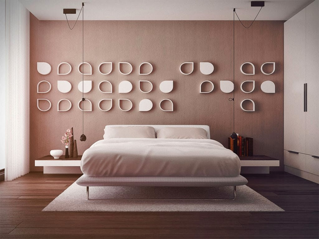 Best ideas about Wall Decor For Bedroom . Save or Pin Foundation Dezin & Decor Wall treatment for different Now.