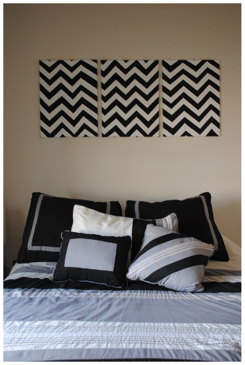 Best ideas about Wall Decor For Bedroom . Save or Pin 6 DIY Bedroom Wall Art Ideas Now.