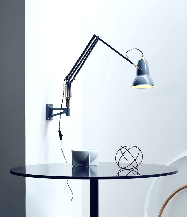 Best ideas about Wall Mounted Desk Lamp . Save or Pin Wall Mounted Desk Lamp Lightings And Lamps Ideas Jmaxmedia Now.
