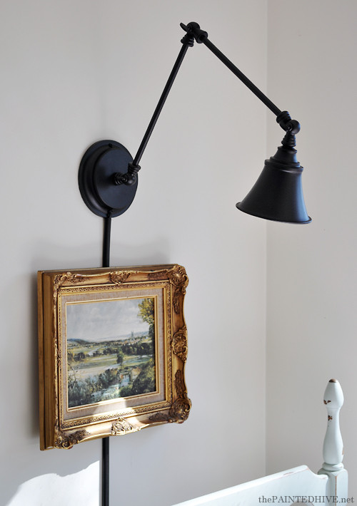 Best ideas about Wall Mounted Desk Lamp . Save or Pin A Desk Lamp Be es a Wall Light Now.
