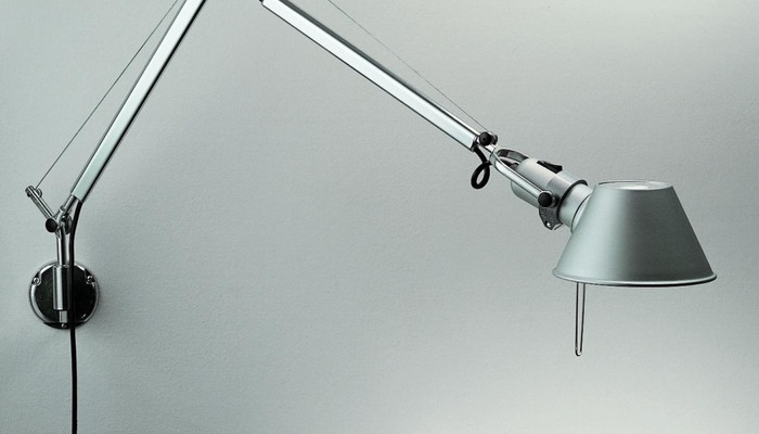 Best ideas about Wall Mounted Desk Lamp . Save or Pin puter Desk Lighting Articles With Wall Mounted Desk Now.