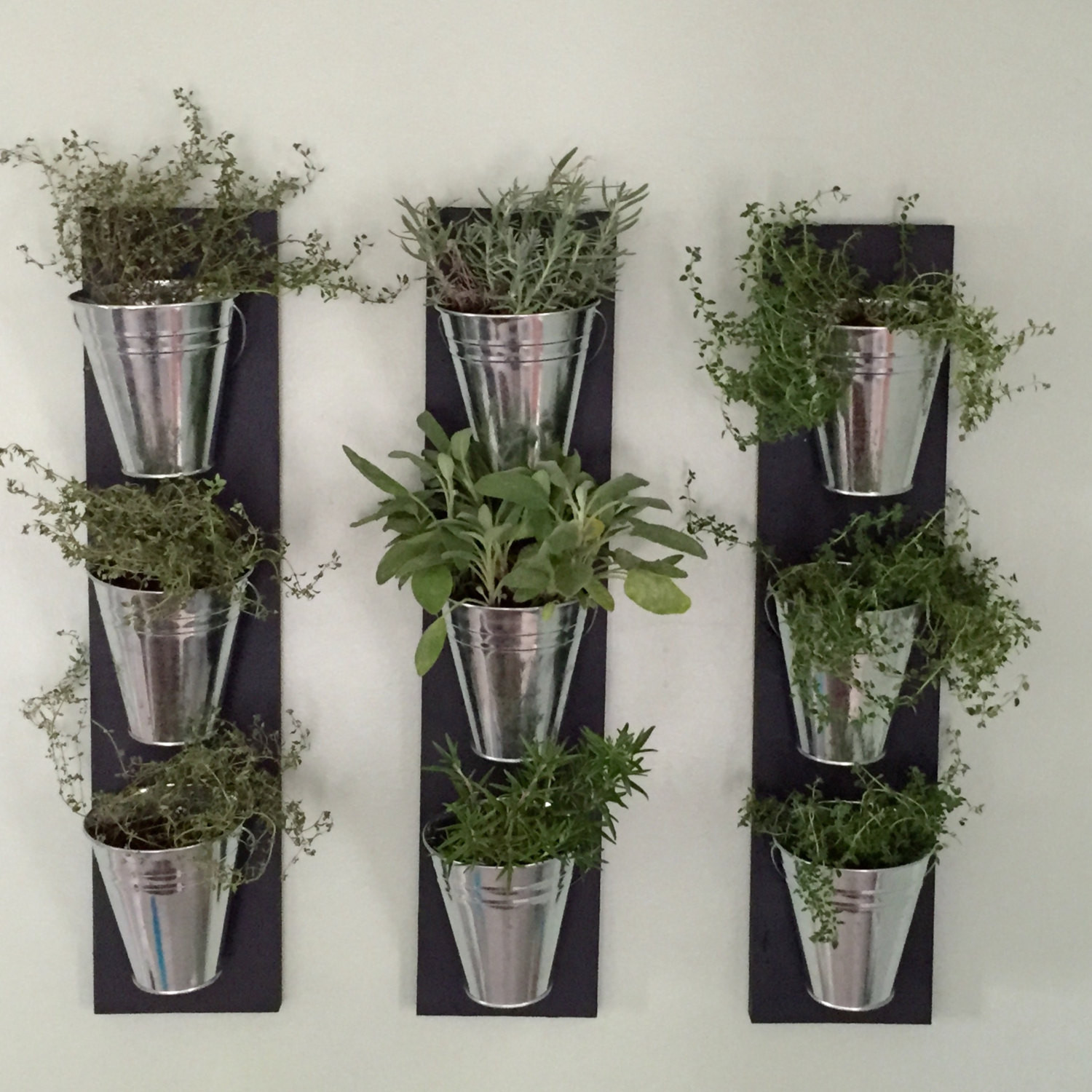 Best ideas about Wall Planters Indoor . Save or Pin Indoor Wall Planter by Home iship on Etsy Now.