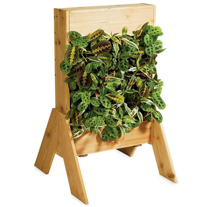 Best ideas about Wall Planters Indoor . Save or Pin Indoor Living Wall Planters The Green Head Now.