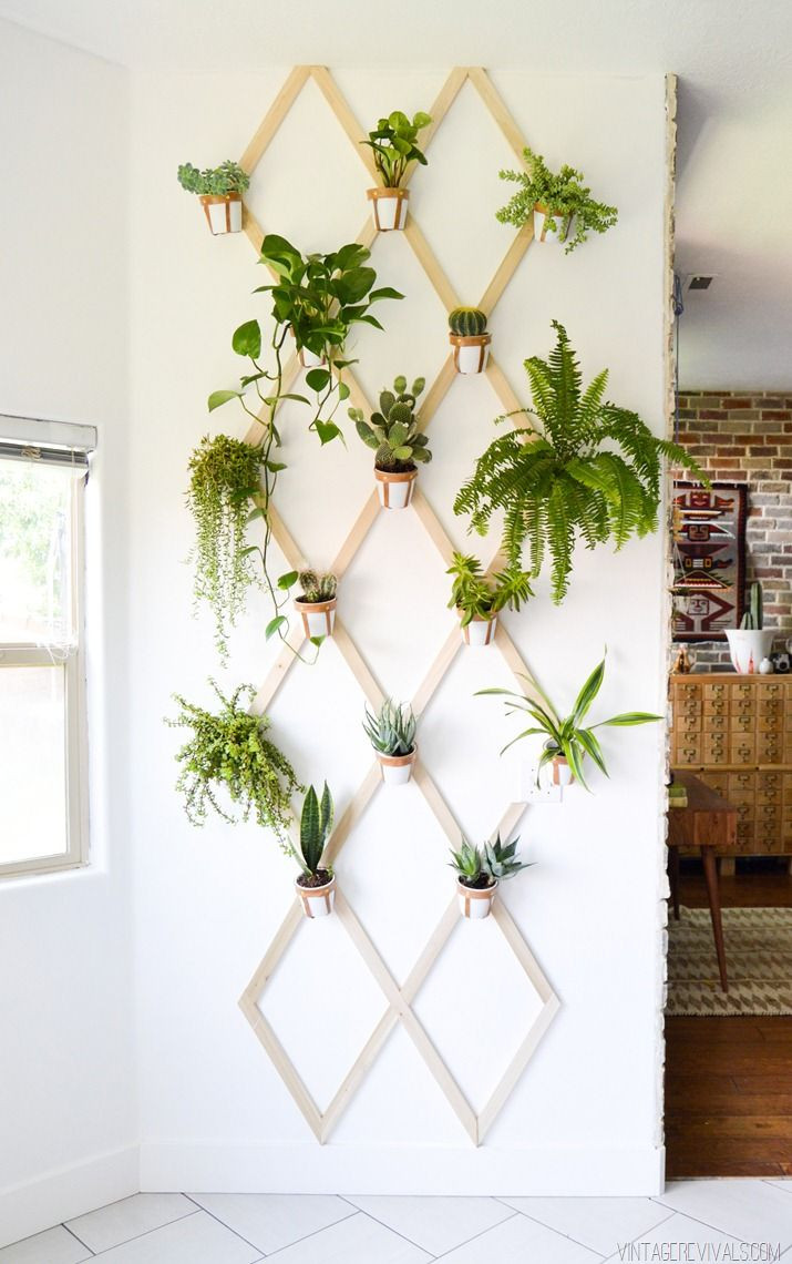 Best ideas about Wall Planters Indoor . Save or Pin 16 DIY Wall Planters Teach You How To Greenify Your Home Now.