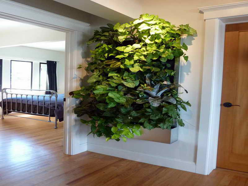 Best ideas about Wall Planters Indoor . Save or Pin Gardening & Landscaping Indoor Living Wall Planters Now.