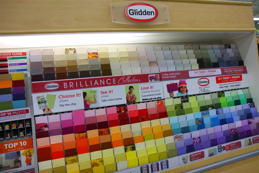 Best ideas about Walmart Paint Colors . Save or Pin glidden paint colors walmart glidden from walmart fossil Now.