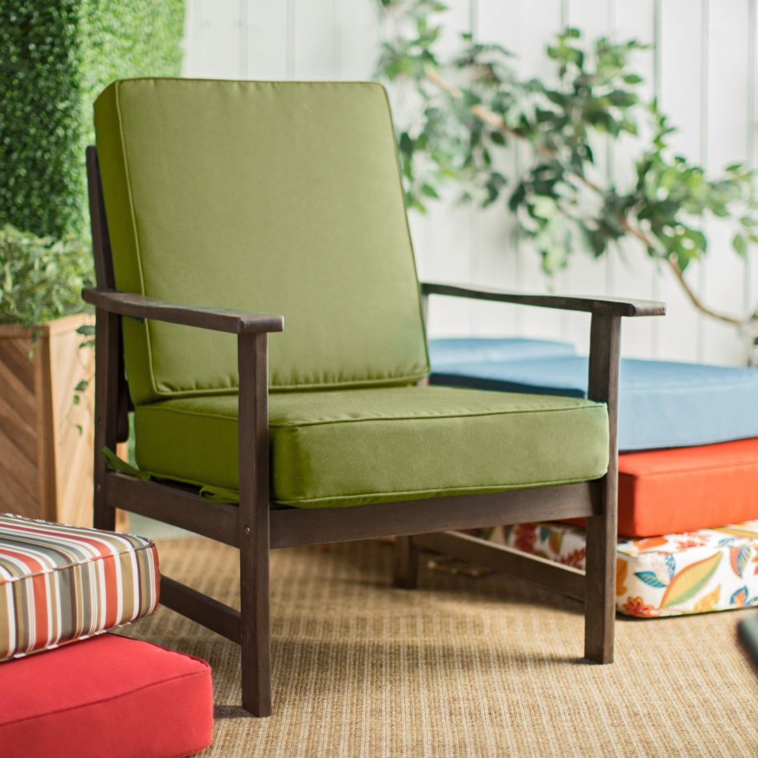 Best ideas about Walmart Patio Cushions Clearance . Save or Pin Nice Great Outside Furniture Cushions With Additional Home Now.