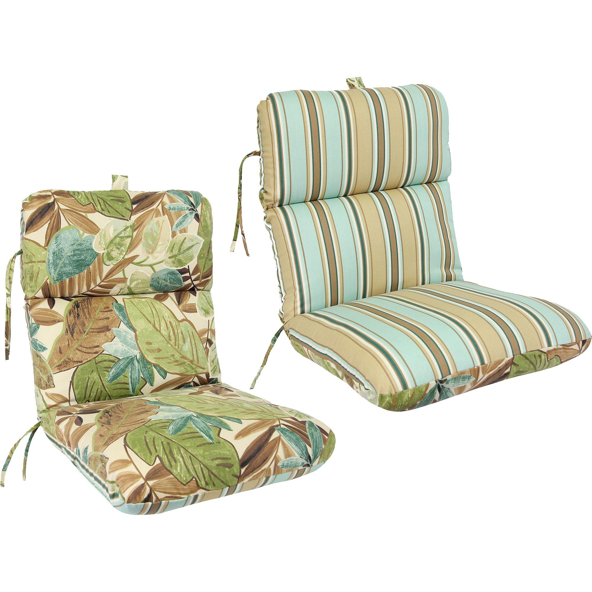 Best ideas about Walmart Patio Cushions Clearance . Save or Pin Impressive Outdoor Patio Chair Cushions Furniture Fort Now.