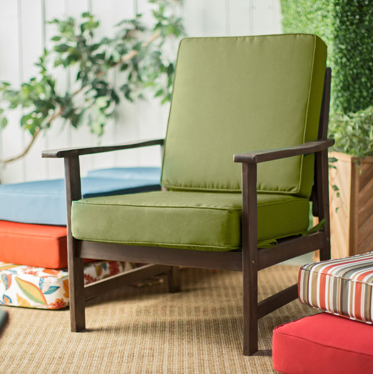 Best ideas about Walmart Patio Cushions Clearance . Save or Pin Walmart Outdoor Chair Cushions Clearance Now.