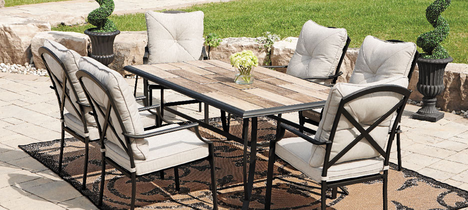 Best ideas about Walmart Patio Furniture . Save or Pin Buy Patio Furniture line Now.