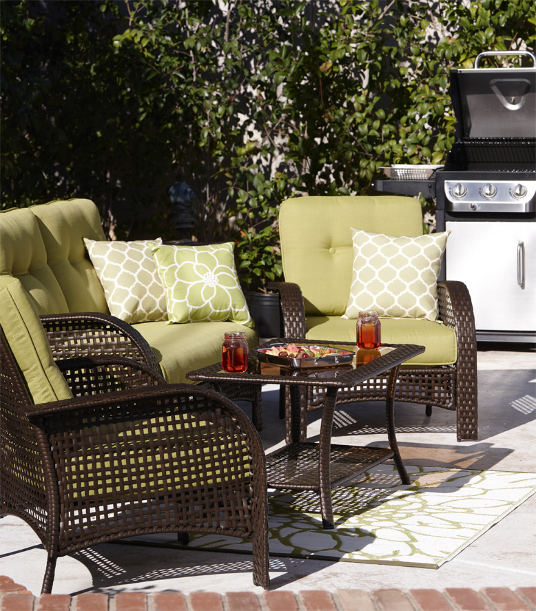 Best ideas about Walmart Patio Furniture . Save or Pin Walmart Patio Chair How to Upgrade Your Outdoor Space Now.