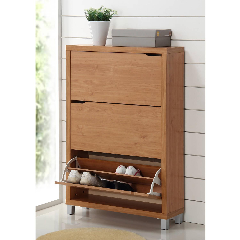 Best ideas about Walmart Storage Cabinet . Save or Pin Baxton Studio Wood Shoe Cabinet Walmart Now.