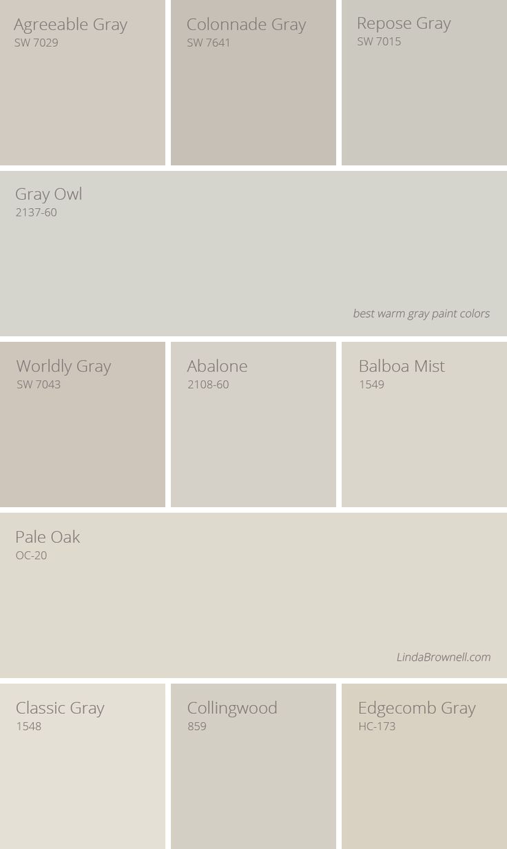 Best ideas about Warm Paint Colors . Save or Pin Best 25 Warm gray paint ideas on Pinterest Now.