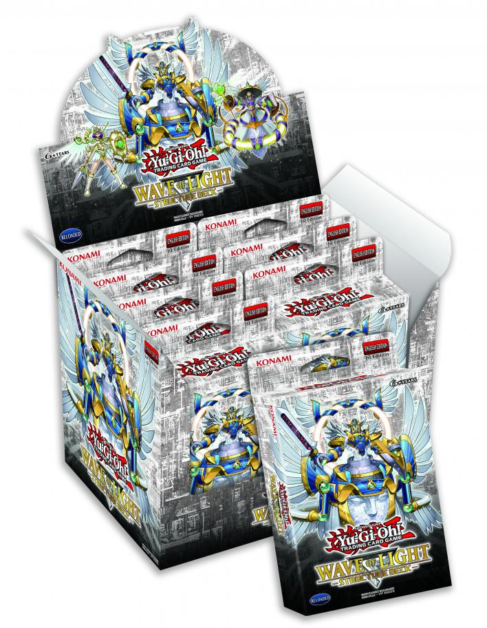 Best ideas about Wave Of Light Structure Deck . Save or Pin Yu Gi Oh TCG s Wave Light Deck Brings Back Counter Now.