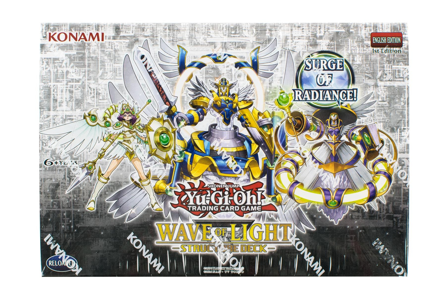 Best ideas about Wave Of Light Structure Deck . Save or Pin Yugioh Structure Deck Wave of Light Now.