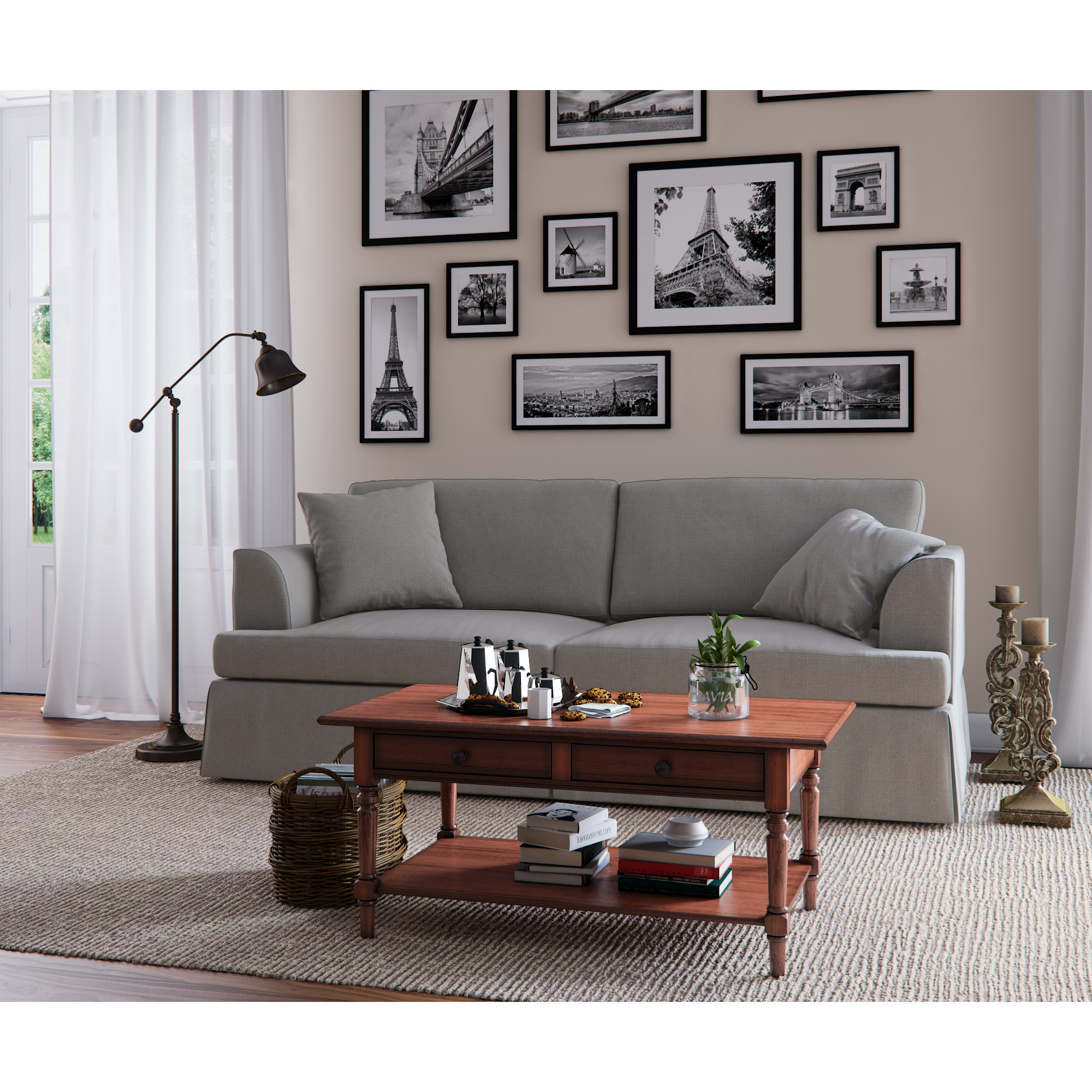 Best ideas about Wayfair Living Room Furniture . Save or Pin Wayfair Custom Upholstery Carly Sofa & Reviews Now.