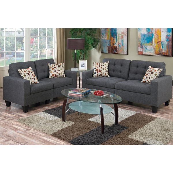 Best ideas about Wayfair Living Room Furniture . Save or Pin Living Room Sets You ll Love Now.