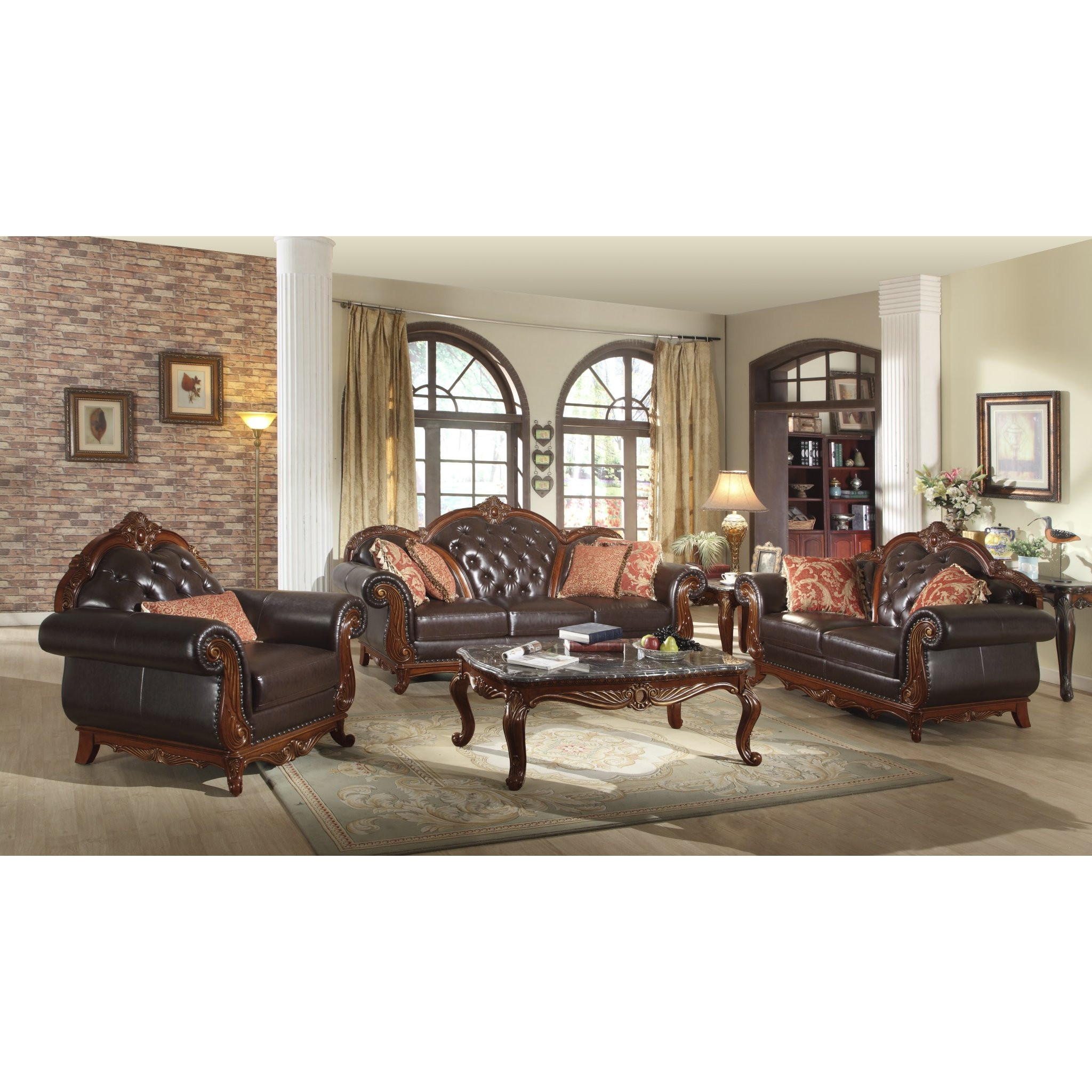 Best ideas about Wayfair Living Room Furniture . Save or Pin Bellini Living Room Set Now.