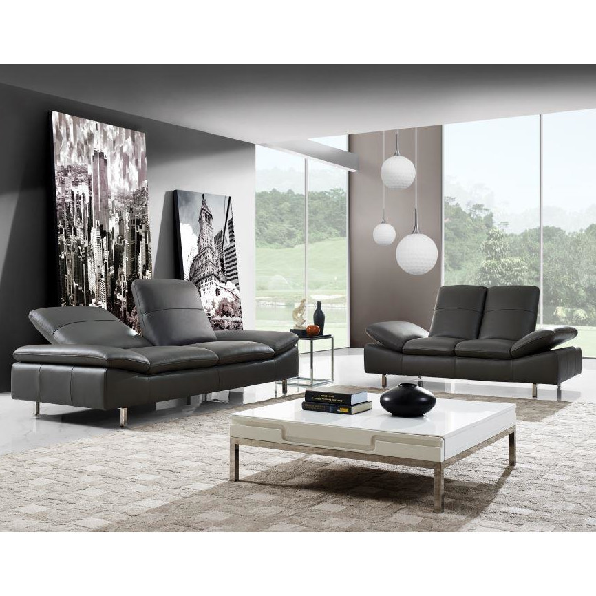 Best ideas about Wayfair Living Room Furniture . Save or Pin York 2 Piece Leather Living Room Set Now.