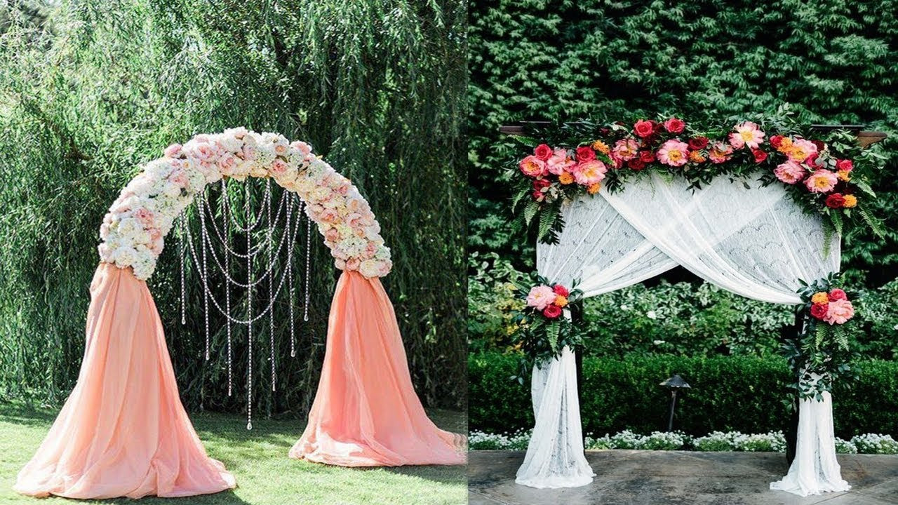 Best ideas about Wedding Arch DIY . Save or Pin DIY Wooden Arch Perfect For Wedding Now.