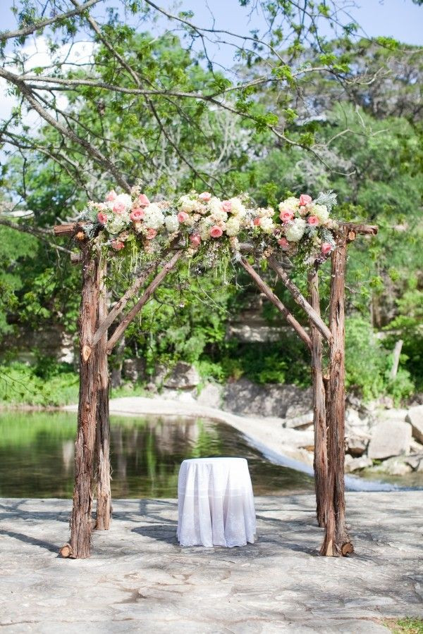 Best ideas about Wedding Arch DIY . Save or Pin 20 Cool Wedding Arch Ideas Hative Now.