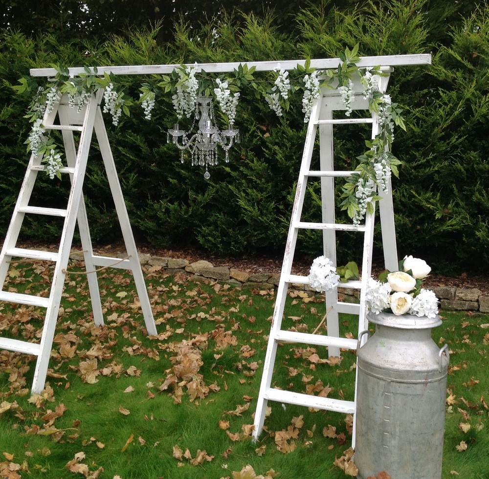 Best ideas about Wedding Arch DIY . Save or Pin 15 DIY Wedding Arches To Highlight Your Ceremony With Now.