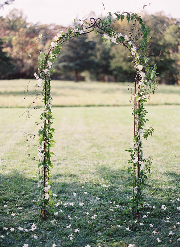 Best ideas about Wedding Arches DIY . Save or Pin 15 DIY Wedding Arches To Highlight Your Ceremony With Now.