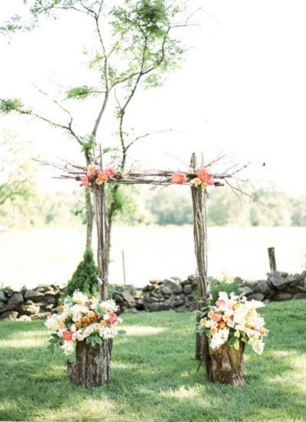 Best ideas about Wedding Arches DIY . Save or Pin 60 Best Garden Wedding Arch Decoration Ideas Pink Lover Now.