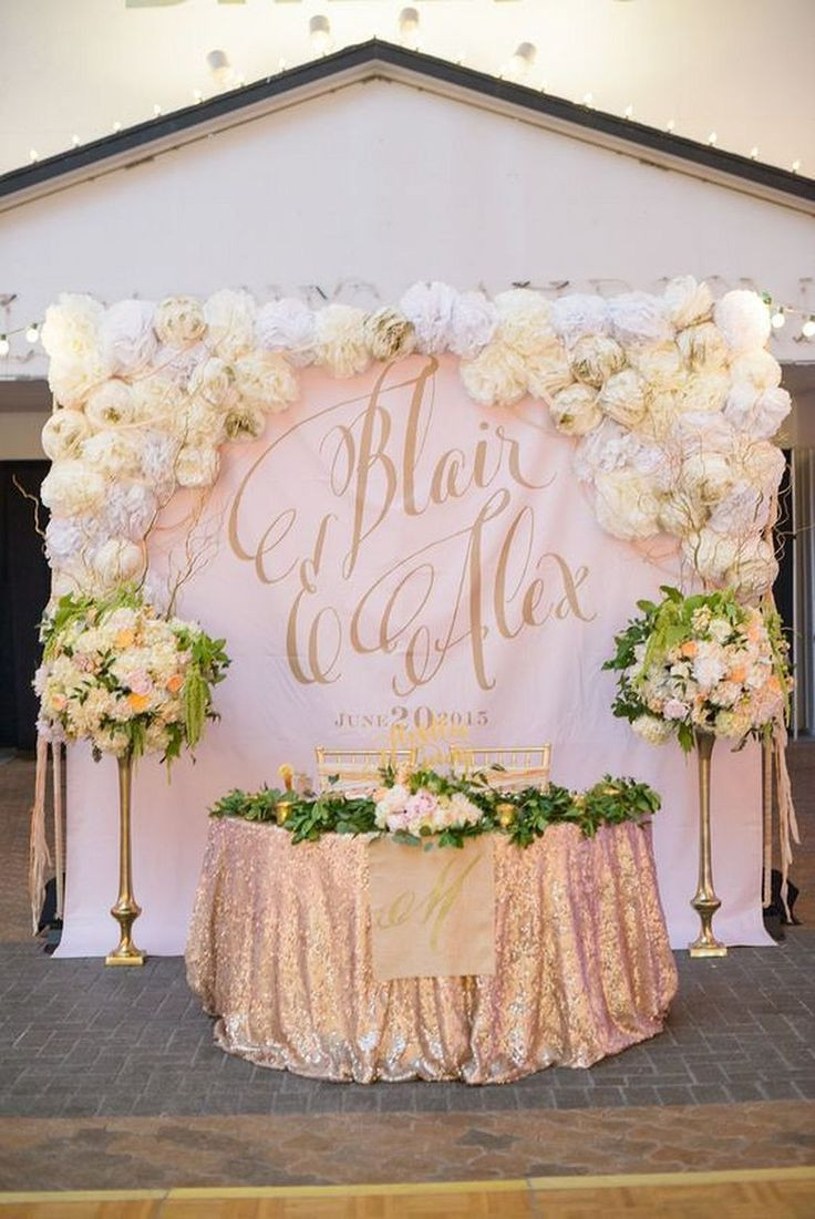 Best ideas about Wedding Backdrop DIY . Save or Pin Best 25 Wedding backdrops ideas on Pinterest Now.