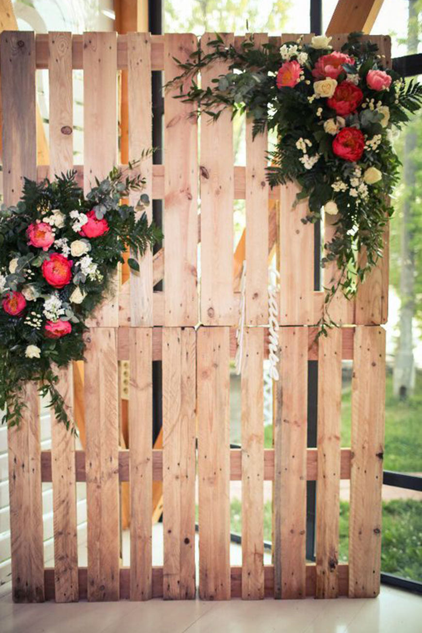 Best ideas about Wedding Backdrop Ideas DIY . Save or Pin DIY booths To Suit Any Wedding Now.